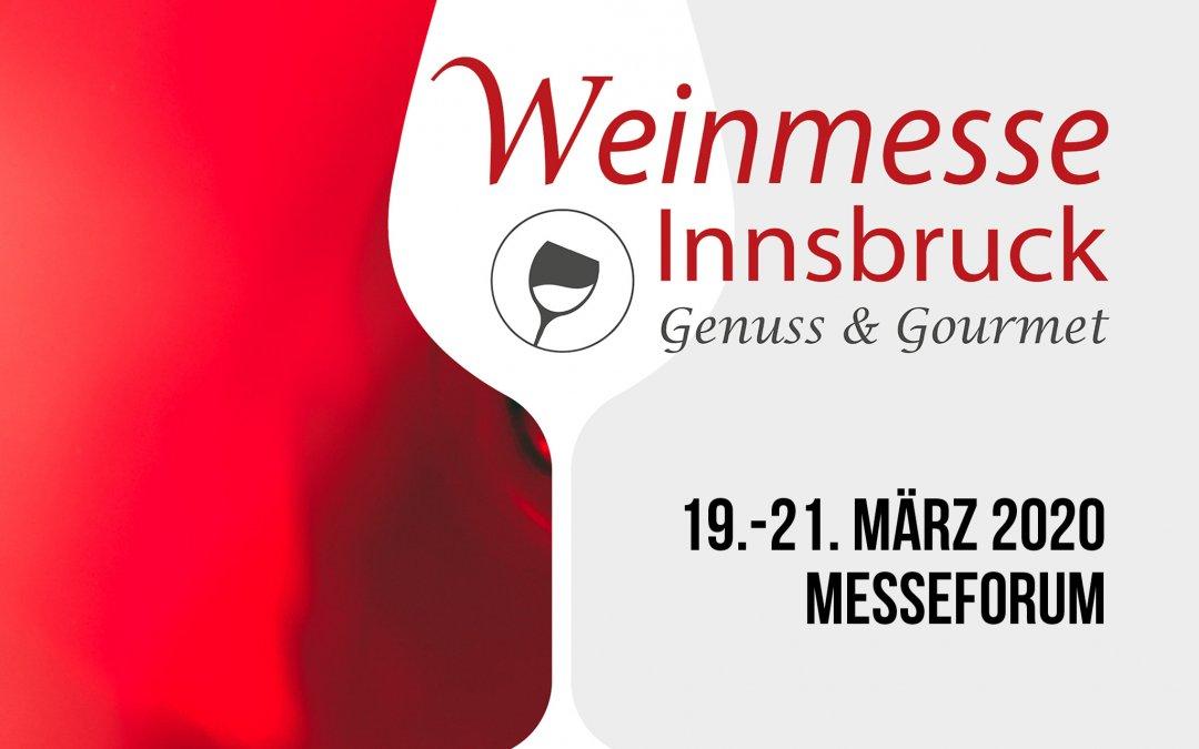 ABGESAGT: Weinmesse Innsbruck